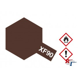 81790 XF-90 roodbruin 2 mat 10ml Acryl