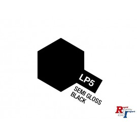 82105 LP-5 zwart seideglans 10ml (VE6)