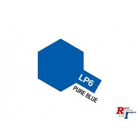 82106 LP-6 blauw glanzend 10ml (VE6)