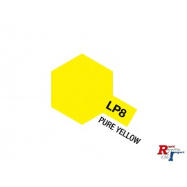 82108 LP-8 geel glanzend 10ml (VE6)