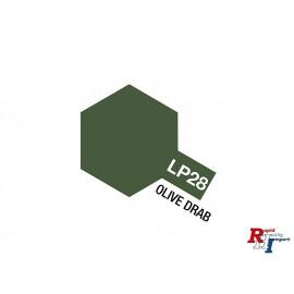 82128 LP-28 Olive Darb 10ml (VE6)