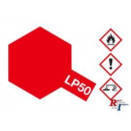 82150 LP-50 Bright Red glzd 10ml (VE6)