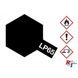 82165 LP-65 Rubber-Black matt 10 ml(VE6)