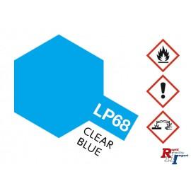 82168 LP-68 Clear Blue 10ml (VE6)