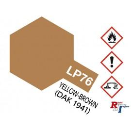 82176 LP-76 Geelbruin mat DAK41 10ml