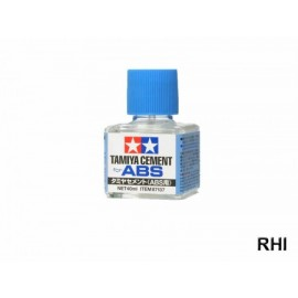 87137, Tamiya Cement (for ABS) 40ml
