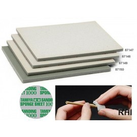 87148 Sanding/Polishing Sponge Sheet 600