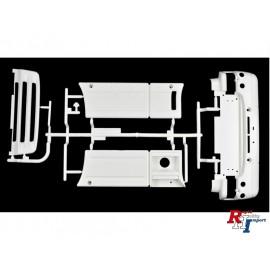 0004893 H-parts bumper Scania R620 56323