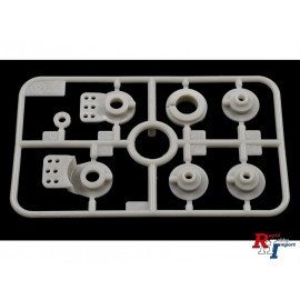 0115065 DT-03/02/DF-03 P-Parts Servo