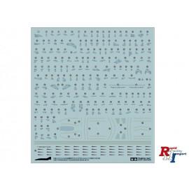 Tamiya 12692 1:48 F-4 Door Decal Set A