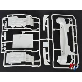 19000958 H Parts Bumper MB Arocs / 56352