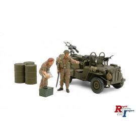 25423 1:35 Brit. SAS Kommandowagen 1944