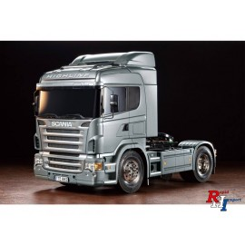 56364 1/14 RC Scania R470 zilver Edition