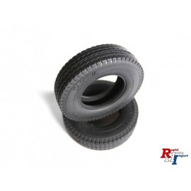 56527 1/14 RC Tractor Truck Tires Hard