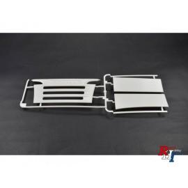 9115182 M-Parts Radiator Grille