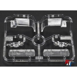 9225094 T-Parts Glases clear Head-