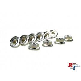 19805897 3mm Flange Nut (10 pcs.)