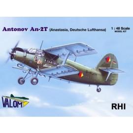 48007 1/48 Antonov An-2T Lufthansa &