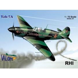 72025 1/72 Yakovlev Yak-7A