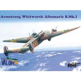 72034 1/72 A.W. Albemarle B.Mk.I/ST Mk.I