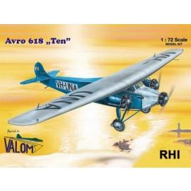 72039 1/72 Avro 618 'Ten'