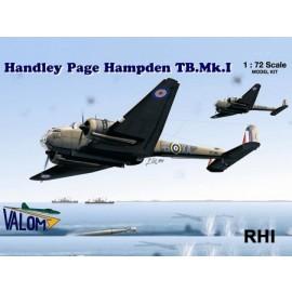 72042 1/72 Handley Page Hampden TB.Mk.I