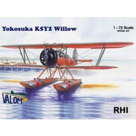 72049 1/72 Yokosuka K5Y2 Willow