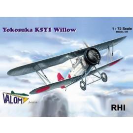 72052 1/72 Yokosuka K5Y1 Willow