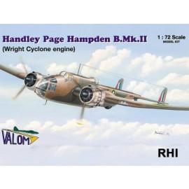 72066 1/72 Handley Page Hampden B.Mk.II