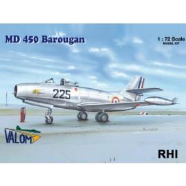 72074 1/72 Dassault Barougan