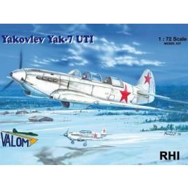 72076 1/72 Yakovlev Jak-7UTI