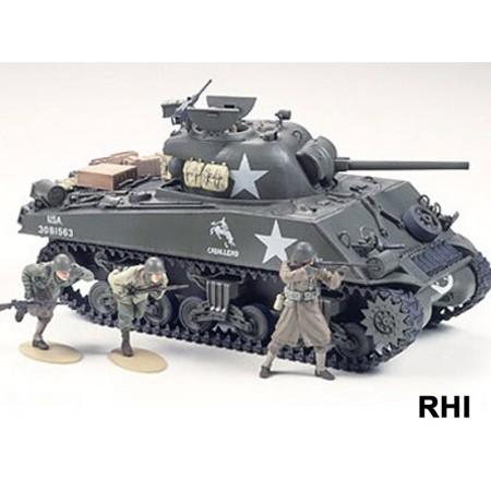 35250, 1/35 US-M4A3 Sherman 75mm gun